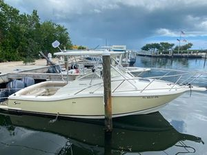 Used Scout 280 Abaco Walkaround Fishing Boat For Sale