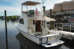 Used Crusader Boats 34 Hardtop SF Convertible Fishing Boat For Sale
