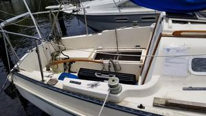 Used Columbia Yacht T-26 Other Sailboat For Sale