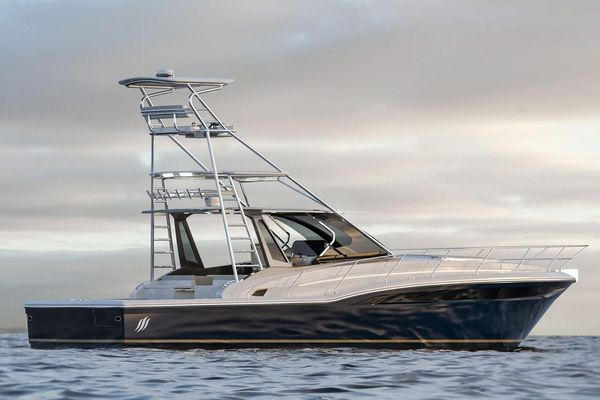 New Uniesse Exuma SF5 Sports Fishing Boat For Sale