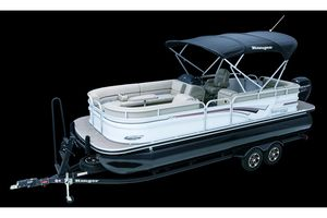 New Ranger Reata 220C Pontoon Boat For Sale