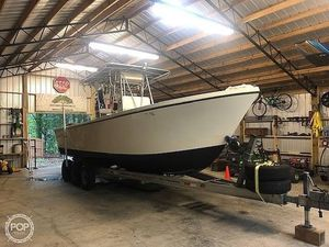 Used Parker Marine DV CC 2501 Center Console Fishing Boat For Sale