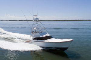 Used Jarrett Bay Sports Fishing Boat For Sale