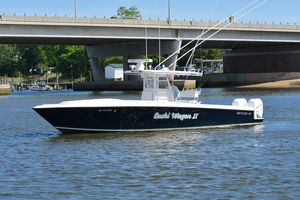 Used Contender 36 Cuddy Center Console Fishing Boat For Sale