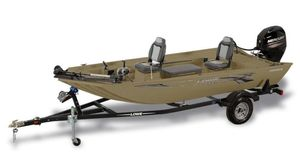 New Lowe Skorpion SS Bass Boat For Sale