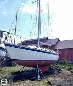 Used Endeavour 32 Motorsailer Sailboat For Sale
