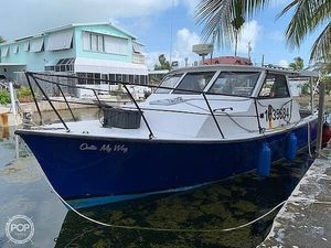 Used Morgan 31 Trawler Boat For Sale
