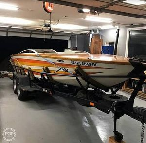Used Custom Built 21 High Performance Boat For Sale
