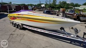 Used Sonic Diablo 358 High Performance Boat For Sale