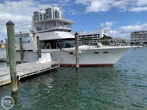 Used Hyundai Elegant 4900 Aft Cabin Boat For Sale