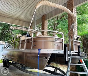 Used Suncatcher X22 FC Pontoon Boat For Sale