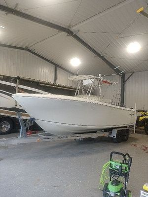 Used Sailfish FS2660 Center Console Fishing Boat For Sale