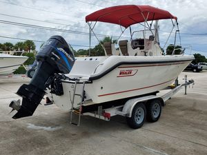 Used Boston Whaler 23 Outrage Saltwater Fishing Boat For Sale