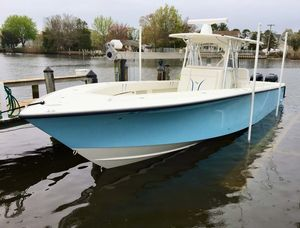 Used Seavee 390B Center Console Center Console Fishing Boat For Sale