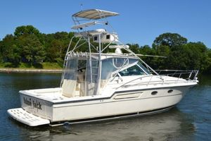 Used Tiara 37 Open Sports Fishing Boat For Sale