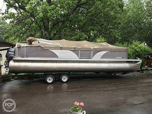Used Godfrey Pontoon 270FE Pontoon Boat For Sale