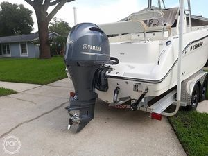 Used Century 2200CC Center Console Fishing Boat For Sale
