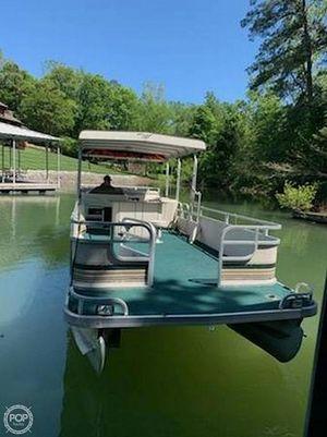Used Weeres 28 Sundeck Series 280-23 Pontoon Boat For Sale