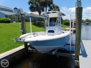 Used Tidewater 210CC LXF Center Console Fishing Boat For Sale