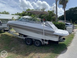 Used Four Winns Sundowner 205 Walkaround Fishing Boat For Sale