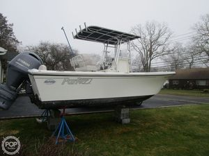Used Parker Marine 2100 SE Center Console Fishing Boat For Sale