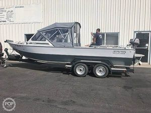 Used Fish-Rite 22 Aluminum Fishing Boat For Sale