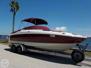 Used Crownline 260EX Bowrider Boat For Sale