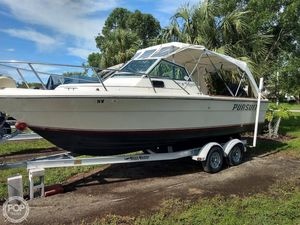 Used Pursuit 2200 Cruiser Boat For Sale