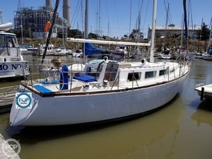 Used Challenger 40 Sloop Sailboat For Sale