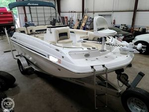 Used Hurricane CC19 Deck Boat For Sale
