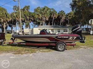 Used Nitro Z-7 Bass Boat For Sale