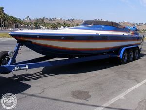 Used Hallett Offshore 7.9 EXP High Performance Boat For Sale
