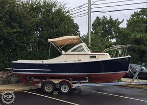 Used Sisu 22 Pilothouse Boat For Sale