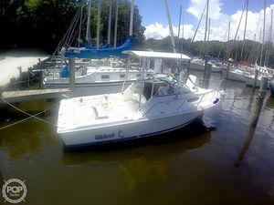 Used Wellcraft Walkaround 22 Walkaround Fishing Boat For Sale