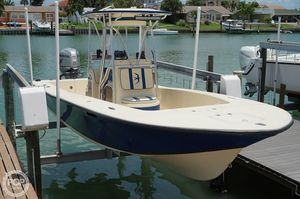 Used Man-O-War 2500 Bay Boat For Sale