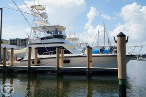 Used Hatteras 48 Convertible Sports Fishing Boat For Sale