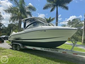 Used Hydra-Sports 2500 VX Vector Walkaround Fishing Boat For Sale
