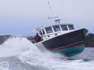 Used Calvin Beal 36 Cruiser Boat For Sale