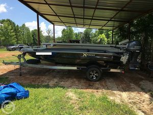 Used Xpress H16DB Duck Fishing Boat For Sale