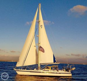 Used Tayana 55 Racer and Cruiser Sailboat For Sale