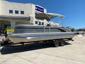 New Bennington SXP 25 SSBXP Pontoon Boat For Sale