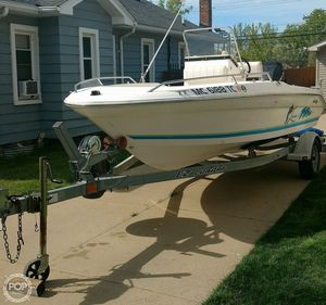 Used Sea Ray 18 Laguna Center Console Fishing Boat For Sale