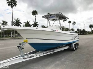 Used Cobia 274 CC Center Console Fishing Boat For Sale
