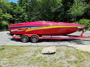 Used Baja H2X Boss High Performance Boat For Sale