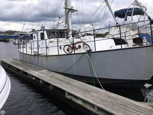 Used Walker 38 Cutter Sailboat For Sale