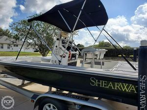 Used Shearwater 22 Center Console Fishing Boat For Sale