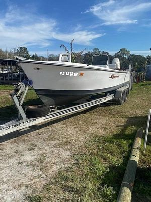 Used Pro-Line 24 Center Console Fishing Boat For Sale