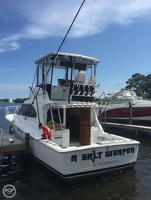 Used Luhrs Tournament 350 Sports Fishing Boat For Sale
