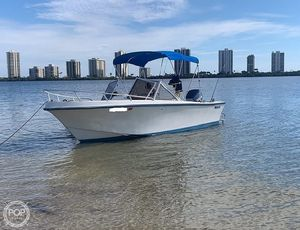 Used Mako 195 Runabout Boat For Sale