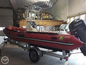 Used Zodiac Rec PRO 650 Center Console Fishing Boat For Sale